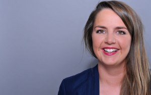 Mediatorin Kristin Kirchhoff